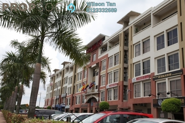 For Rent Office at Merchant Square, Tropicana Leasehold Semi Furnished 0R/1B 4k