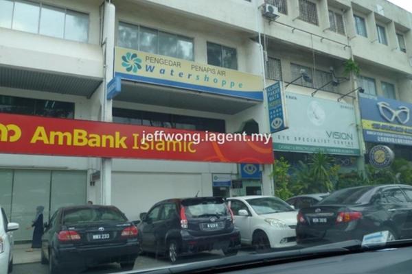 For Rent Office at Damansara Uptown, Damansara Utama Freehold Unfurnished 0R/2B 2.5k