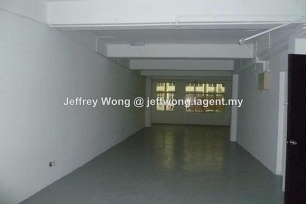 For Rent Office at Kenari, Bandar Puchong Jaya Freehold Unfurnished 0R/2B 2k