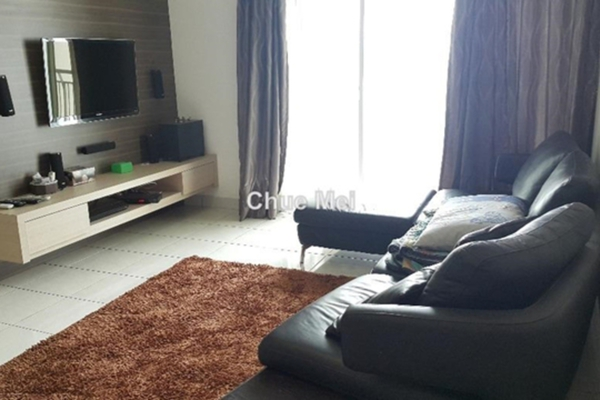 For Sale Condominium at Casa Suites, Petaling Jaya Freehold Semi Furnished 2R/2B 750.0千
