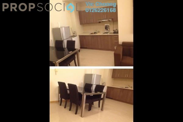 For Sale Serviced Residence at Park View, KLCC Freehold Fully Furnished 1R/1B 720k