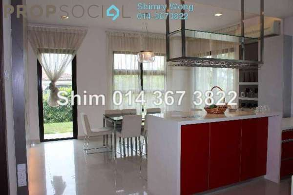 For Sale Semi-Detached at Amberhill, Melawati Freehold Fully Furnished 5R/5B 3.8m