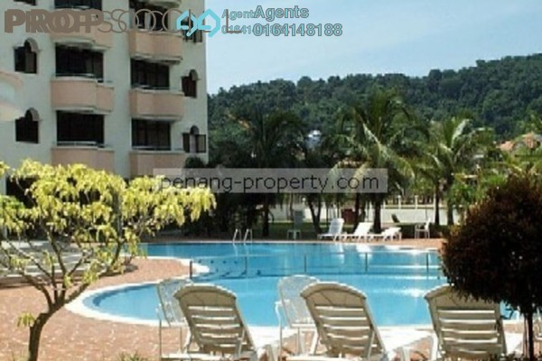 For Rent Condominium at Eden Fairway, Batu Ferringhi Freehold Fully Furnished 3R/2B 1.5k