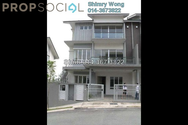 For Sale Semi-Detached at Salak South Garden, Sungai Besi Freehold Unfurnished 5R/5B 2.1m