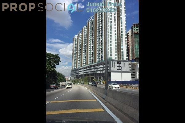 For Sale Serviced Residence at Central SOHO @ Central Residence, Sungai Besi Freehold Semi Furnished 2R/1B 460k