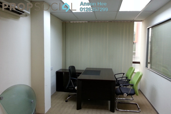 For Rent Office at Puteri 5, Bandar Puteri Puchong Freehold Unfurnished 0R/1B 3k
