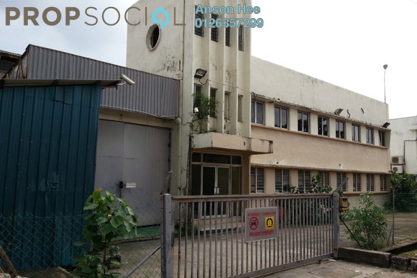 For Rent Factory at SS13, Subang Jaya Leasehold Unfurnished 0R/1B 10k