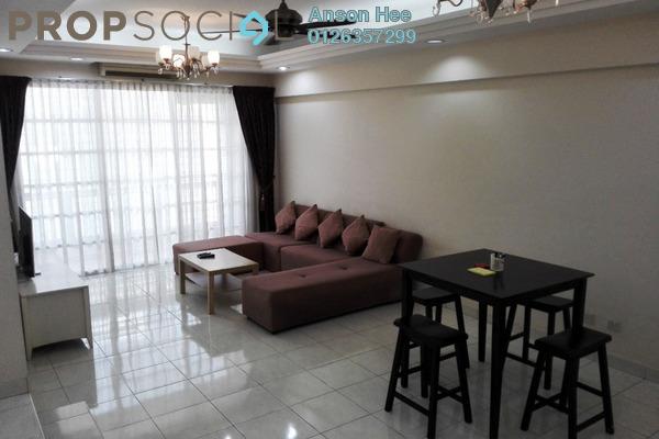 For Rent Condominium at Sterling, Kelana Jaya Leasehold Fully Furnished 3R/2B 3k