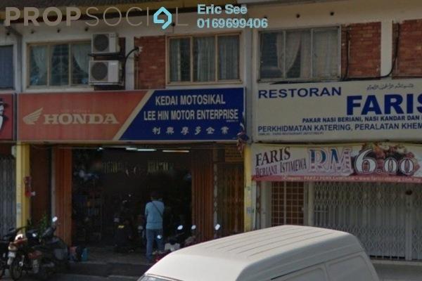 For Rent Shop at Jalan Kampung Pandan, Desa Pandan Freehold Unfurnished 0R/2B 6k