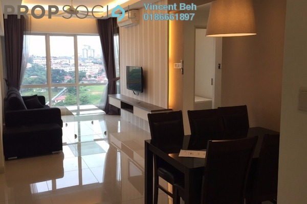 For Sale Serviced Residence at Tiara Mutiara, Old Klang Road Freehold Semi Furnished 3R/2B 470k