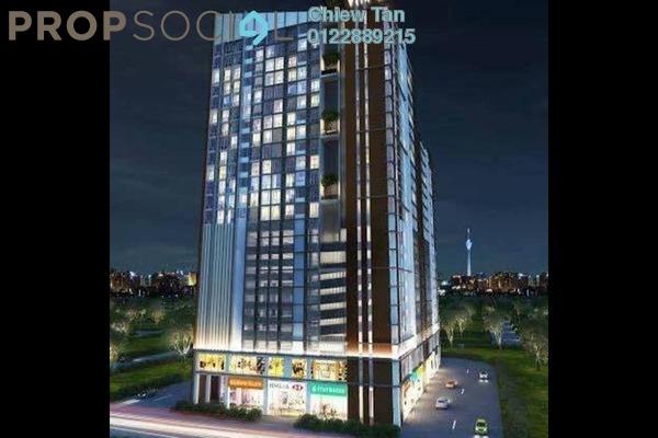 For Sale Condominium at Menara Menjalara, Bandar Menjalara Freehold Unfurnished 1R/1B 300k