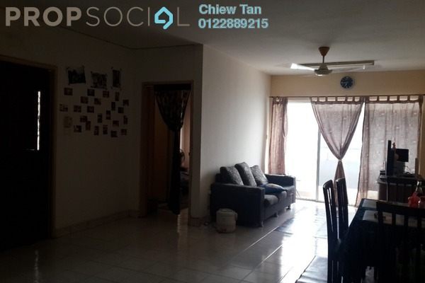 For Sale Apartment at Flora Damansara, Damansara Perdana Leasehold Unfurnished 3R/2B 195k