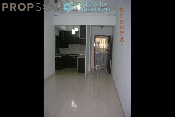 For Rent Apartment at Damansara Sutera, Kepong Freehold Semi Furnished 3R/2B 1.3k
