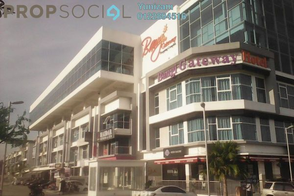 For Sale Shop at Bandar Baru Bangi, Bangi Leasehold Unfurnished 0R/0B 2.5m
