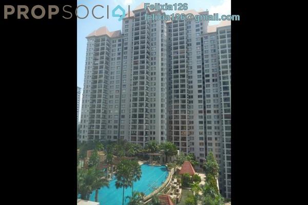 For Rent Condominium at Sri Putramas II, Dutamas Freehold Fully Furnished 3R/3B 1.6k