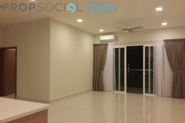 For Rent Condominium at Royal Regent, Dutamas Freehold Semi Furnished 4R/3B 2.6k