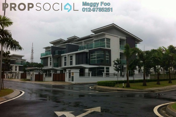 For Rent Semi-Detached at USJ Heights, UEP Subang Jaya Freehold Semi Furnished 7R/8B 6k