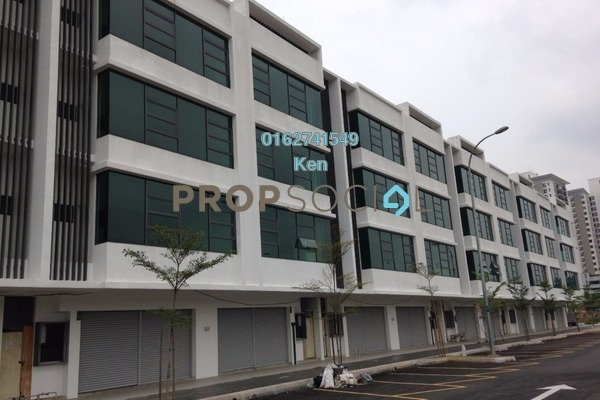 For Rent Shop at D'Alpinia, Puchong Leasehold Unfurnished 0R/0B 10k