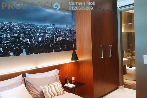 For Sale Condominium at CitiZen, Old Klang Road Freehold Semi Furnished 3R/2B 662k