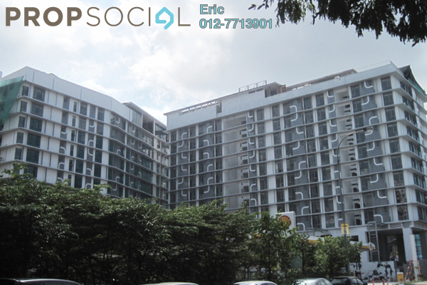 For Rent SoHo/Studio at The Signature, Sri Hartamas Freehold Fully Furnished 1R/1B 2.3k