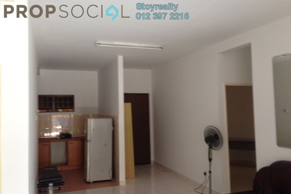 For Sale Condominium at Palm Spring, Kota Damansara Leasehold Semi Furnished 3R/2B 410k