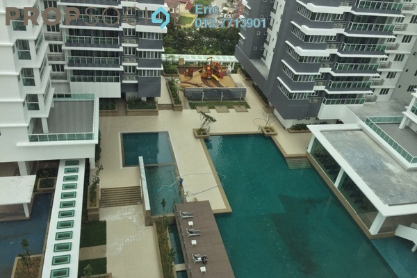 For Rent Condominium at The Regina, UEP Subang Jaya Leasehold Semi Furnished 3R/3B 2.4k
