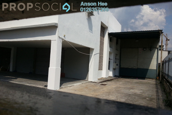 For Sale Factory at Taman Perindustrian Kinrara, Bandar Puchong Jaya Freehold Unfurnished 0R/1B 5.8m