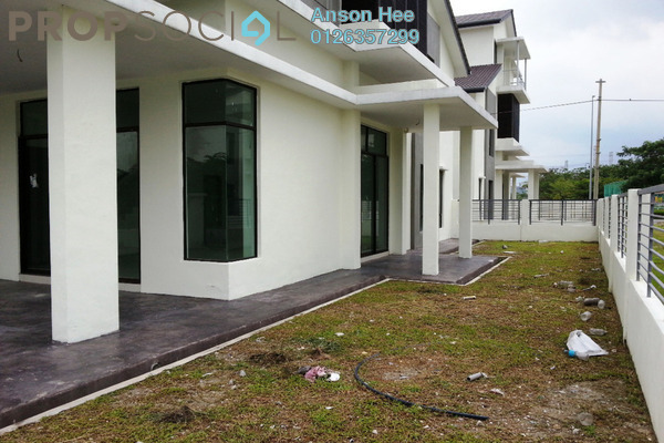 For Sale Terrace at Taman Putra Impiana, Puchong Leasehold Unfurnished 5R/4B 1.1m