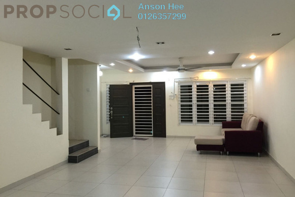 For Sale Terrace at Puchong Hartamas, Puchong Freehold Semi Furnished 4R/4B 898k
