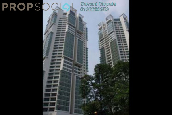 For Rent Serviced Residence at Marc Service Residence, KLCC Freehold Fully Furnished 3R/4B 7.5k