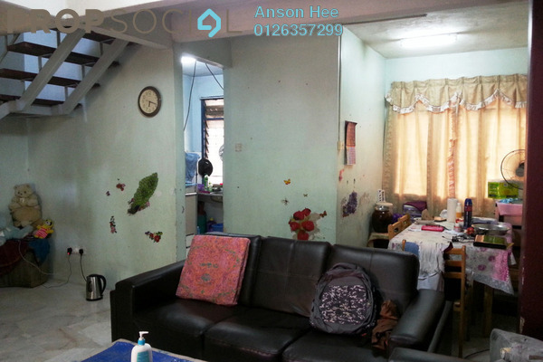 For Sale Terrace at Taman Putra Perdana, Puchong Leasehold Unfurnished 3R/2B 410k