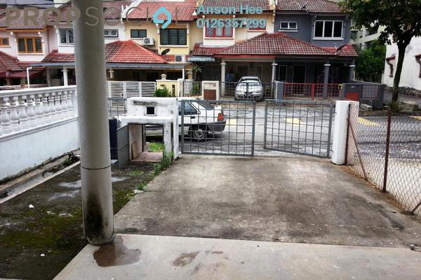 For Sale Terrace at Taman Wawasan, Pusat Bandar Puchong Freehold Unfurnished 4R/3B 560k