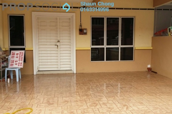 For Sale Terrace at Section 1, Bandar Mahkota Cheras Freehold Fully Furnished 4R/3B 680k