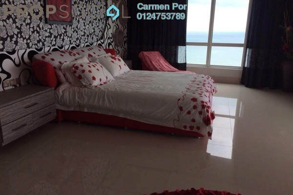 For Rent Condominium at The Cove, Tanjung Bungah Freehold Fully Furnished 5R/6B 9.0千