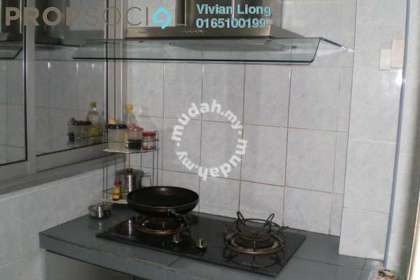 For Sale Condominium at Casa Villa, Kajang Freehold Semi Furnished 3R/2B 338k