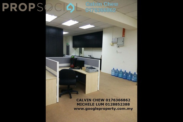 For Rent Office at Bandar Bukit Tinggi 2, Klang Freehold Fully Furnished 5R/2B 3.1k