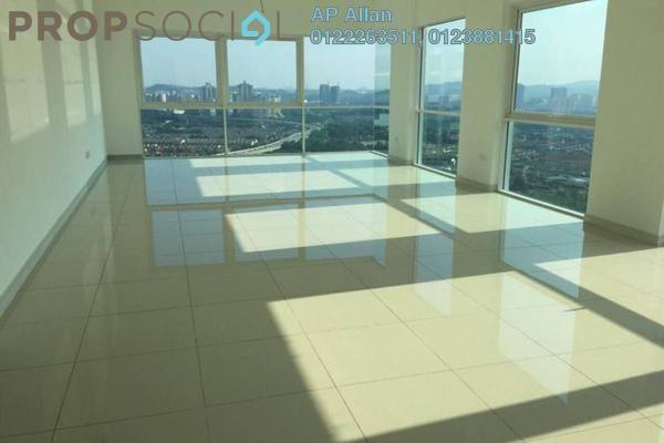 For Sale Condominium at Seringin Residences, Kuchai Lama Freehold Unfurnished 4R/4B 1.63m
