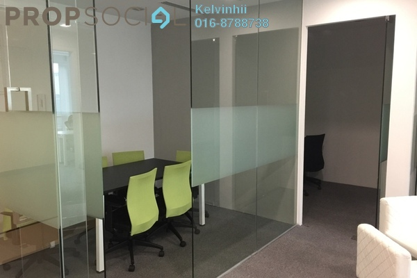 For Rent Office at Binjai 8, KLCC Freehold Fully Furnished 0R/1B 3.6k