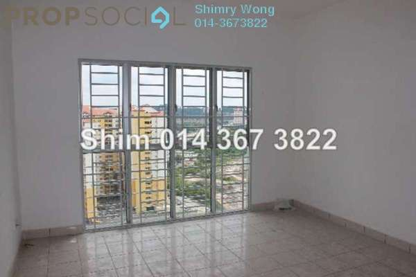For Rent Condominium at Residensi Laguna, Bandar Sunway Leasehold Semi Furnished 3R/2B 1.8k