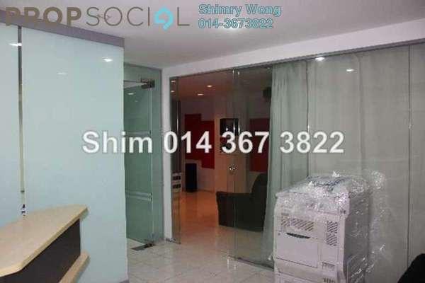 For Rent Office at Kelana Square, Kelana Jaya Leasehold Fully Furnished 0R/0B 2.4k