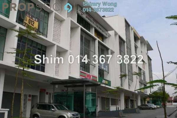 For Rent Office at PJ 21, Kelana Jaya Leasehold Unfurnished 0R/0B 7.5k