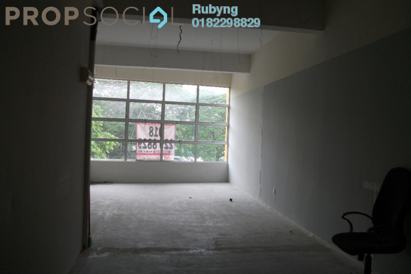 For Rent Shop at Bayu Tinggi Commercial Centre, Klang Freehold Unfurnished 0R/0B 1.1k