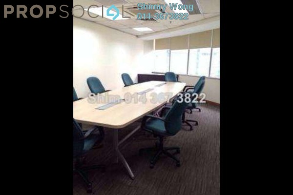 For Rent Office at Plaza Sentral, KL Sentral Freehold Fully Furnished 0R/0B 23.9k