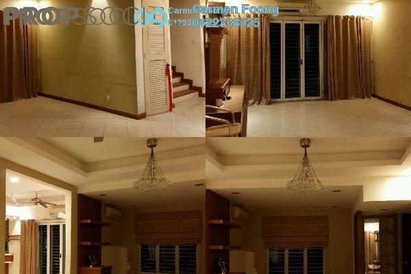 For Sale Semi-Detached at Taman Bukit Segar, Cheras Freehold Semi Furnished 6R/6B 2.1m