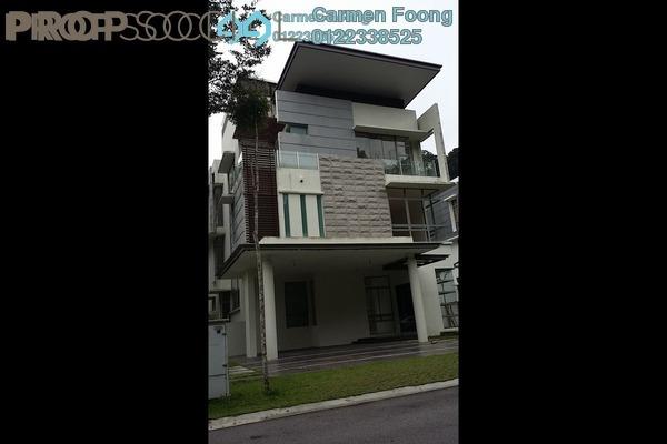 For Sale Bungalow at Taman Bukit Indah, Ampang Leasehold Semi Furnished 8R/9B 3m