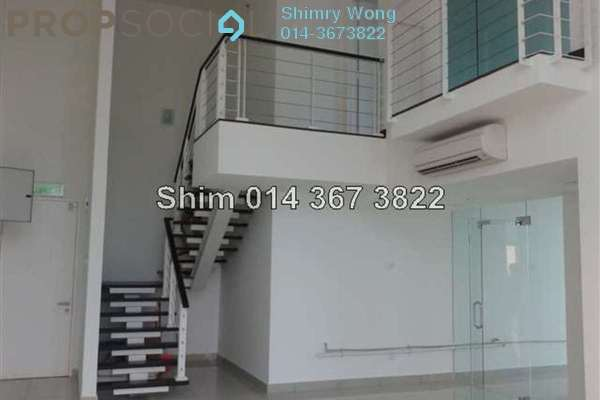 For Rent SoHo/Studio at The Scott Garden, Old Klang Road Freehold Semi Furnished 1R/1B 3.5k