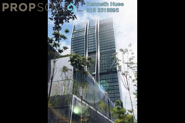 For Sale Condominium at The Capers, Sentul Freehold Semi Furnished 3R/3B 1m