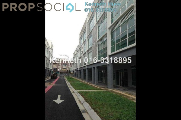 For Rent Office at Endah Promenade, Sri Petaling Leasehold Unfurnished 0R/0B 13k