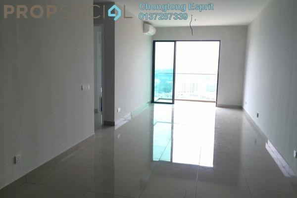 For Rent Serviced Residence at Univ 360 Place, Seri Kembangan Leasehold Unfurnished 3R/2B 1.5k