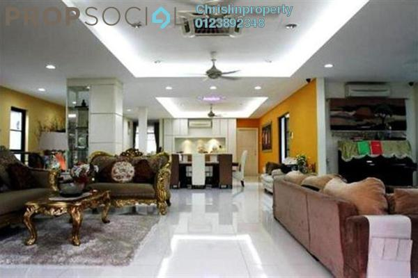 For Sale Bungalow at Sierramas, Sungai Buloh Freehold Semi Furnished 6R/6B 5.5m